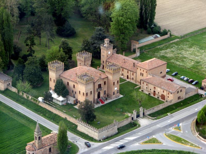 Castello Della Giovannina   Emilia Romagna   San Giovanni ...