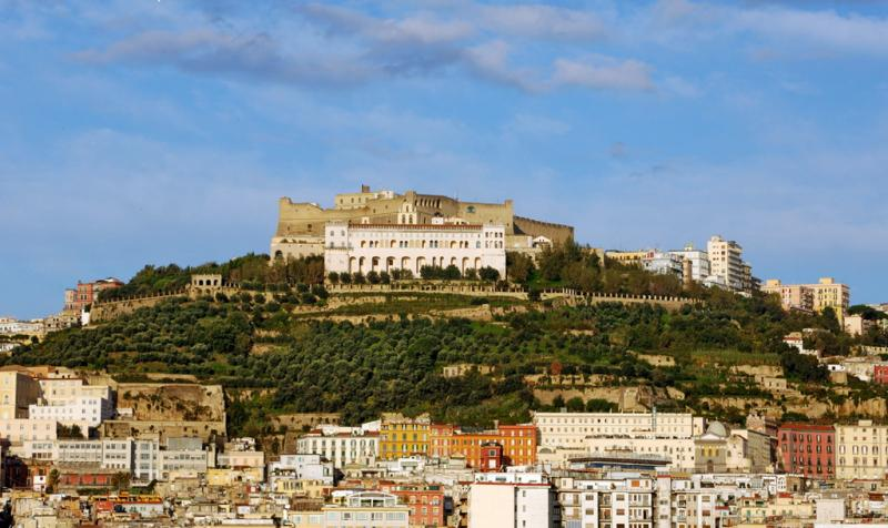 Castel Sant'Elmo | Campania | Napoli