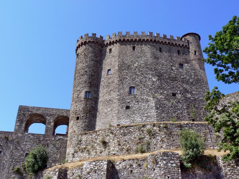 Castello Malaspina Di Fosdinovo | Toscana | Fosdinovo