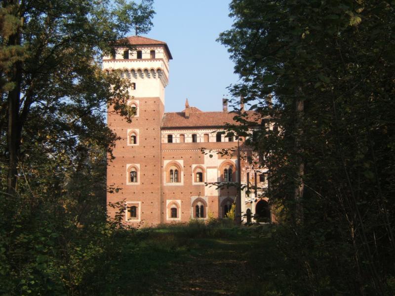 Castelli torri dimore storiche a vercelli - Castello di casanova elvo ...