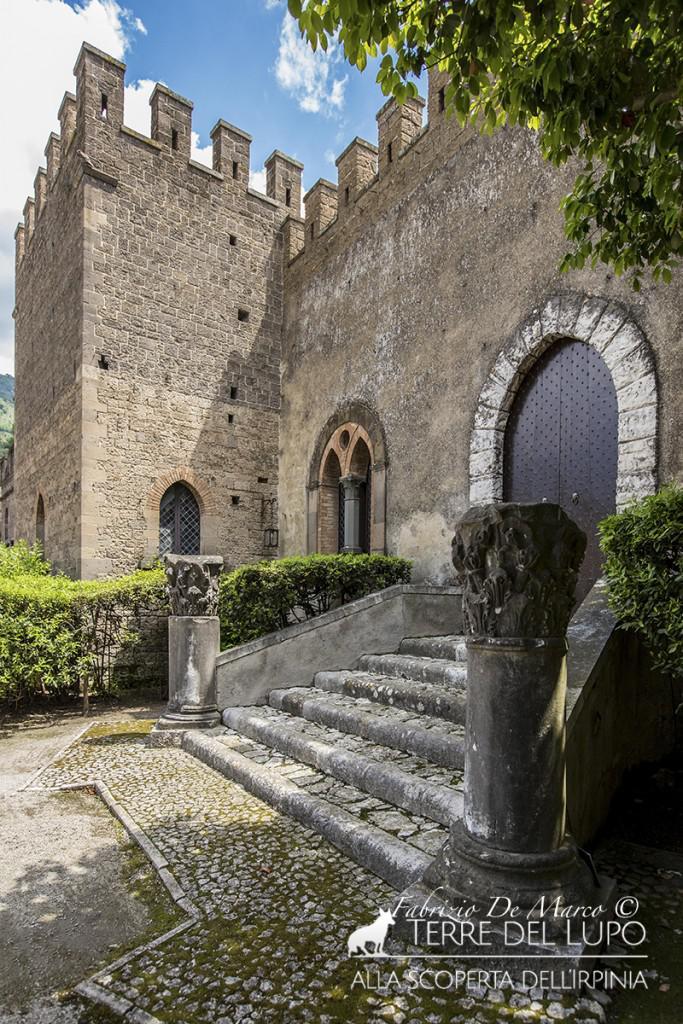 Letto A Castello Campania.Castello Di Lauro O Lancellotti Campania Lauro