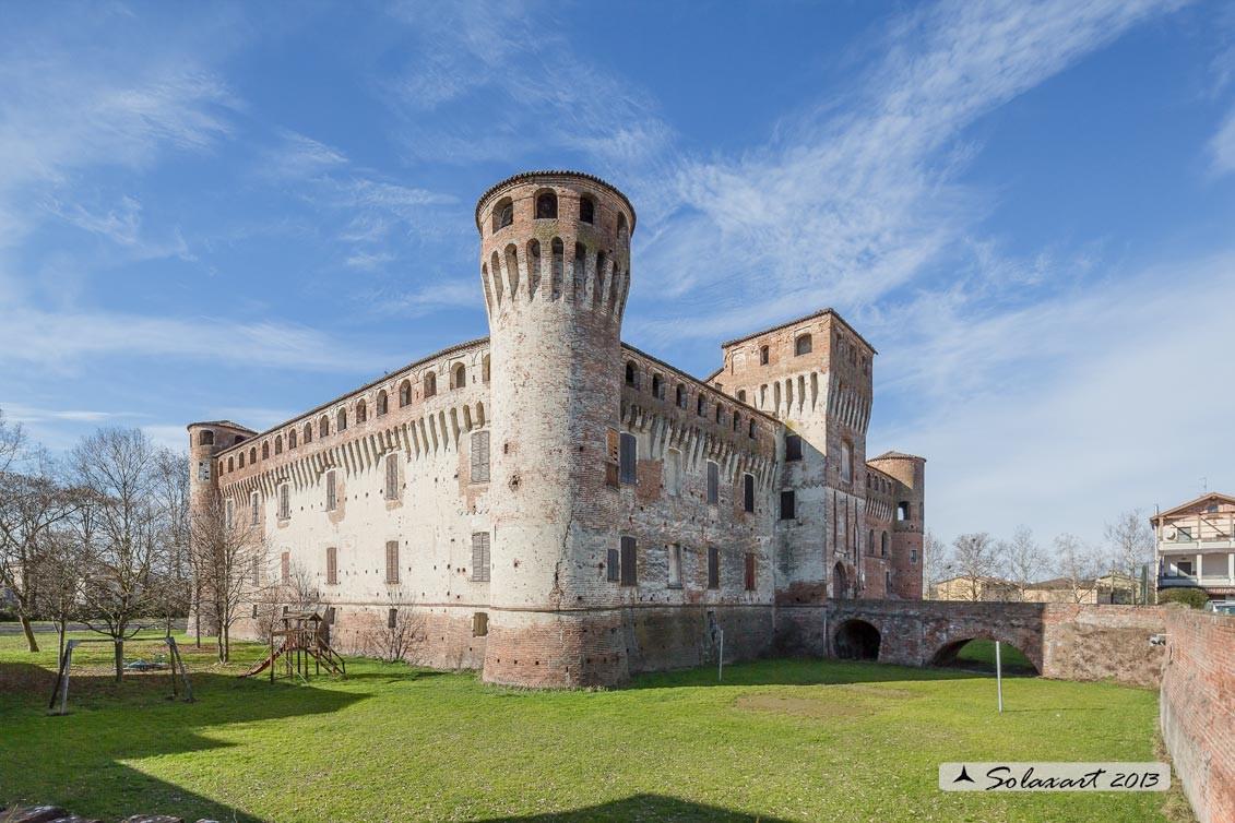Castelli e Torri nel Comune di Monticelli D'ongina