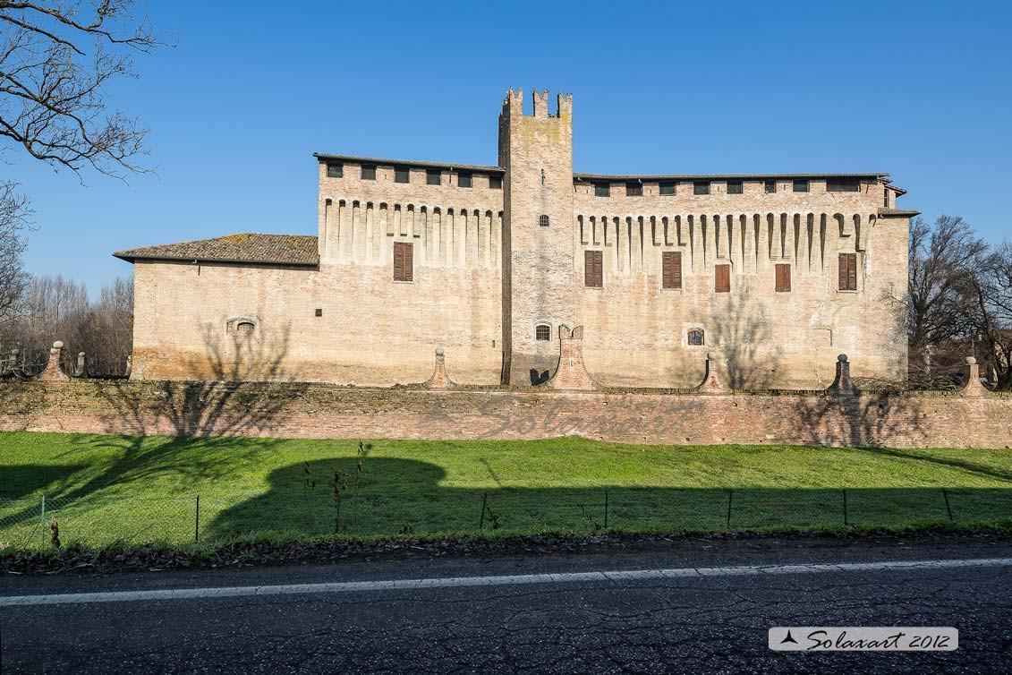 Castello di Maccastorna (o Belpavone) | Lombardia ...
